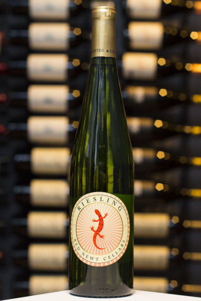 """Circle"" Riesling, Red Newt Cellars $18"