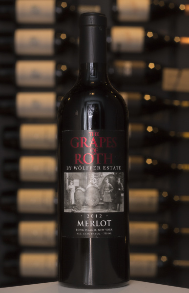 Merlot, Grapes of Roth, Wölffer Esate $44