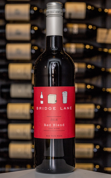 Red Blend, Bridge Lane $18