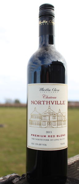 Chateau Northville, Martha Clara Vineyards $48
