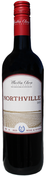 Northville Red, Martha Clara Vineyards $26