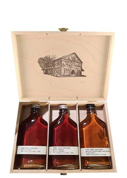 Aged Giftset, Kings County Distillery $86